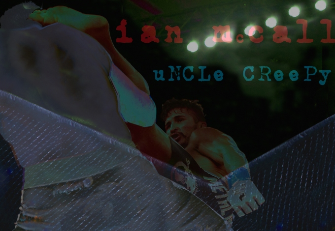 "Ian McCall ""Uncle Creepy"" TPF Flyweight Champion"